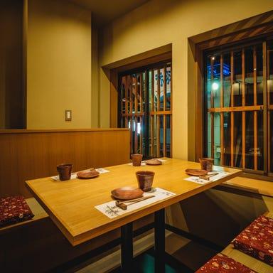 個室肉炉端居酒屋 九州 うまか屋 赤羽店 店内の画像