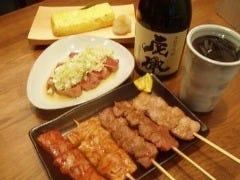 串焼きうまいもん酒場 楽 武蔵中原店
