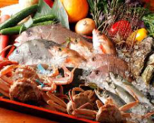 新潟・北陸で獲れた厳選鮮魚と山の幸