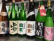 東京にはない能登の地酒