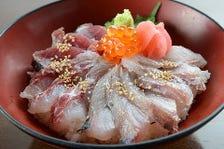 能登島の魚 海鮮丼テイクアウト