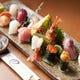 沖縄の旨い魚介のお寿司盛り合わせは必食です!