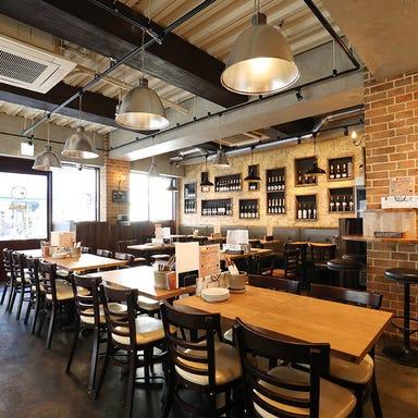 船橋 ワイン食堂 862  店内の画像