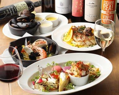 船橋 ワイン食堂 862  コースの画像