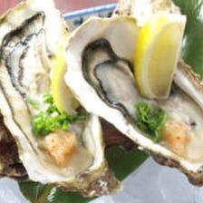 宮城県石巻産の牡蠣を使用しています