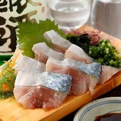 長崎沖!!酢〆していません!!新鮮!!【生】鯖刺身