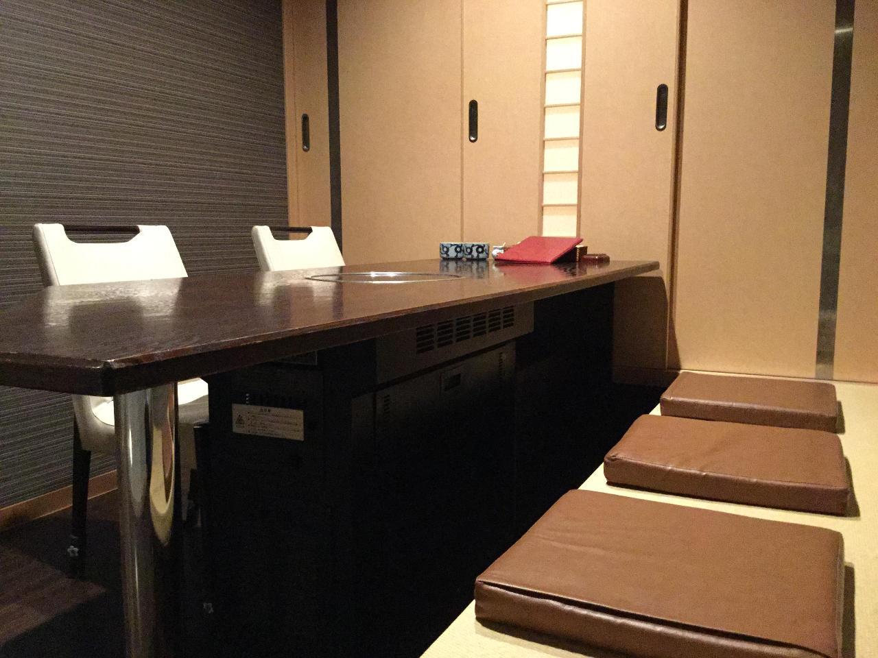 ◆団体様にも嬉しい個室をご用意