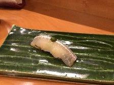 ◆素材の味を活かした寿司をご提供