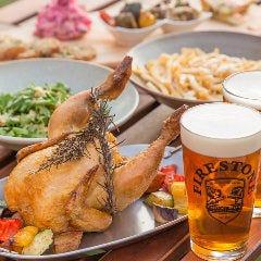 世界のクラフトビール 樽生20種&宴会貸切 THE LIFE