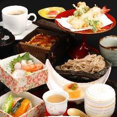 熟成鰻料理と手打ち蕎麦 柳屋