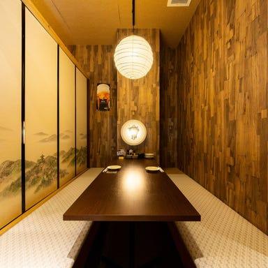 全席個室 居酒屋 あや鶏 長崎浜の町店 店内の画像