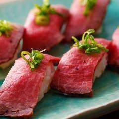 炙り肉壽司食べ放題 個室居酒屋 一休さん ‐三宮店‐