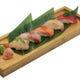 本日鮮魚の握り5貫盛