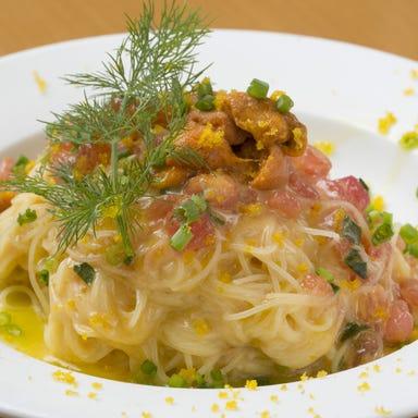 イタリア食堂 kitchen cammy 市役所裏支店  こだわりの画像