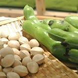 旬のお野菜料理