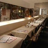 テーブル席(1~12名様)