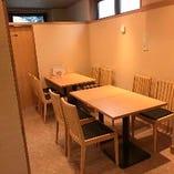 2階個室(8名様まで×2部屋)