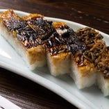 """""""鮨"""" 代々受け継がれてきた、約800年の伝統ある逸品。"""
