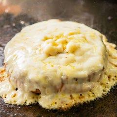 爆盛り!チーズお好み焼き