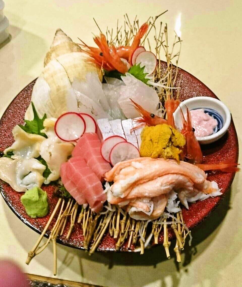 旬の魚介を味わい尽くす一皿