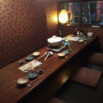◆おこもり感ある個室を多数ご用意◆