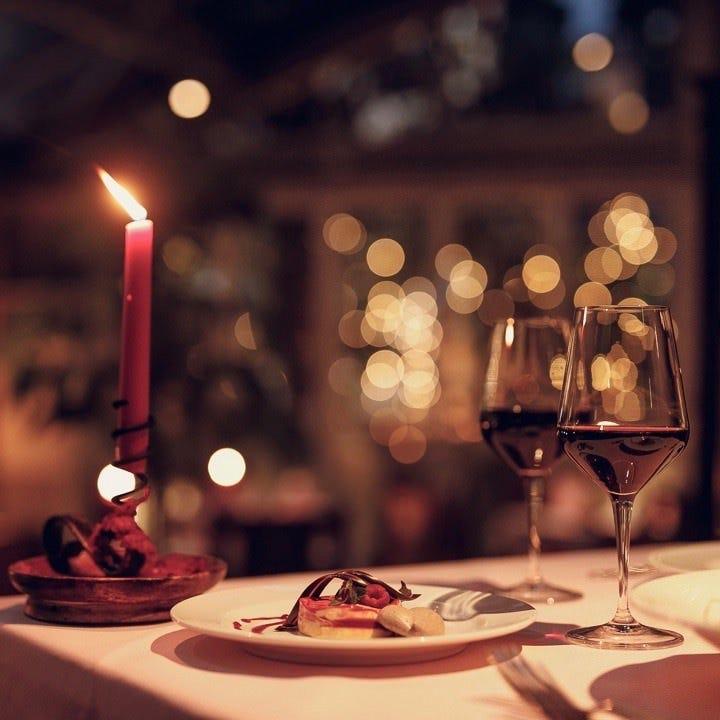 料理と相性抜群のトスカーナワインもお気軽なバイ・ザ・グラスで