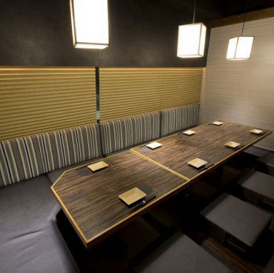 全席個室 楽蔵‐RAKUZO‐ 日暮里店 店内の画像