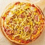 ジャーマンポテトピザ