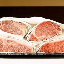 世界に誇る神戸牛の贅沢コース