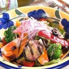 インサラトーナ イタリア式具沢山サラダ