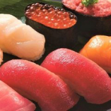 【握り寿司】 1貫よりご注文OK。テイクアウトもご利用下さい!