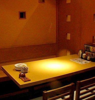 割烹焼き鳥と手づくり料理 さん吉 土浦店 店内の画像