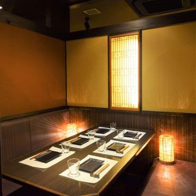 個室居酒屋 九十九‐つくも‐ 岡山駅前店  店内の画像