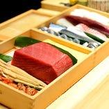 伊勢・三河湾から仕入れた鮮魚【三重県】