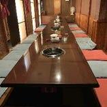 個室 最大25名様宴会