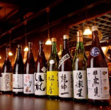 ビールをはじめ、焼酎や日本酒などドリンクを多数ご用意。