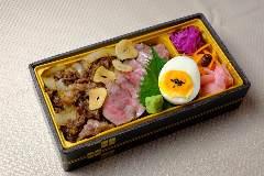 『人気No.1』神戸牛 赤身ステーキ&すき焼き重
