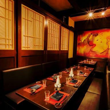 完全個室と肉炙り寿司 和蔵 大宮西口駅前店 店内の画像