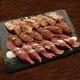 今なら1800→1500円で食べれる!!豪華肉寿司の贅沢な盛り合わせ☆