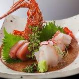 【慶弔利用】 伊勢海老や鯛などシーンに相応しいお料理を