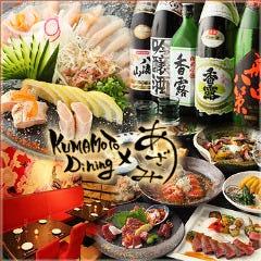 KUMAMOTO Dining×あざみ