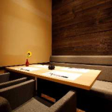【完全個室】周りを気にせずゆっくりとお食事をお楽しみいただけます。