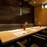 ◆接待向きの完全個室ご利用頂けます。