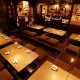 [フロア貸切] 千葉駅でご宴会なら是非当店で!大人数も対応◎