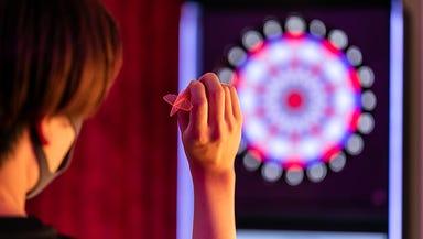 新感覚アミューズメントバー D・P・S darts plus sounds  メニューの画像