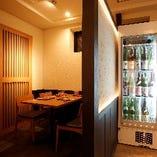 常時50種以上の日本酒在庫有り