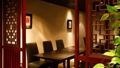 麺飯専門店 桃源  店内の画像