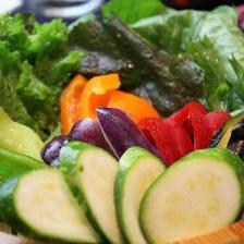 契約農家:川田農園さん直送の野菜