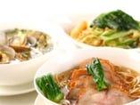 TAO-LIセレクション ハーフサイズの麺とチャーハンのセットです