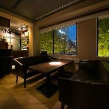 雰囲気◎特別なシーンで使える個室
